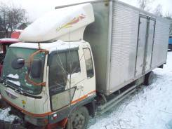Рама. Hino Ranger, FD2HPA Двигатель H07CT