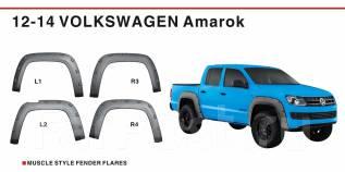 Расширитель крыла. Volkswagen Amarok