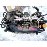 Контрактный б/у двигатель EJ205-T на Subaru