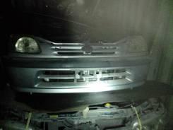 Ноускат. Toyota Raum, EXZ10 Двигатель 5EFE