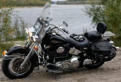 Harley-Davidson Softail Heritage Classic. 1 500 куб. см., исправен, птс, с пробегом