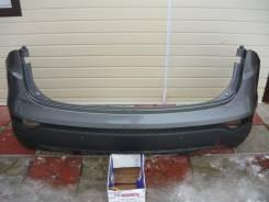 Hyundai Santa Fe III, 2012-, бампер задний