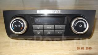 Блок управления климат-контролем. Mitsubishi Pajero, V93W, V95W, V97W, V83W, V87W, V88W, V98W Mitsubishi Montero, V93W, V95W, V97W Двигатели: 6G72, 6G...