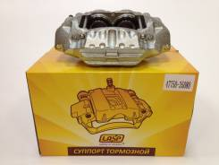 Суппорт тормозной. Toyota: Hilux Surf, 4Runner, Hilux, Land Cruiser, Hilux Pick Up, Land Cruiser Prado Двигатели: 3VZE, 5VZFE, 2LT, 3RZFE, 2LTE, 3YE...