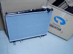 Радиатор охлаждения двигателя. Nissan Terrano, PR50, RR50 Двигатель QD32TD27