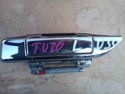Ручка двери внешняя. Nissan Presage, TU30 Двигатель QR25DE