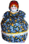 Кукла на чайник Марфа Васильевна