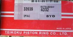 Кольца поршневые. Mitsubishi Canter Mitsubishi TP Двигатель 4D32
