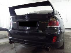 Спойлер. Subaru Legacy B4, BL9, BL5, BLE Subaru Legacy, BL, BL5, BLE, BL9