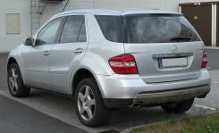 Mercedes-Benz ML-Class. W164