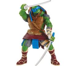 Turtles Movie Deluxe Action Figure Leonardo центр, приставкин