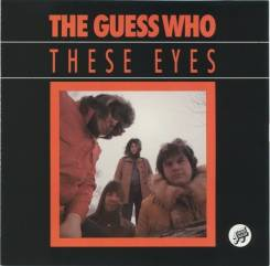 "CD Guess Who ""These eyes"" 1992 USA"