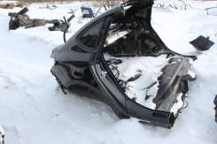 Задняя часть автомобиля. Opel Astra Двигатель A16XER