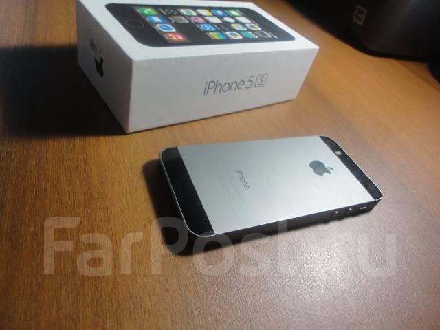айфон 5 с чёрный фото