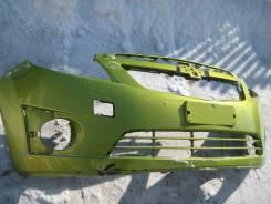 Бампер. Chevrolet Spark, 300