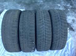 Bridgestone Blizzak WS-60. Всесезонные, износ: 70%, 4 шт