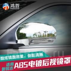 Накладка на зеркало. Toyota Mark X, GRX130, GRX135 Toyota Prius, ZVW30. Под заказ