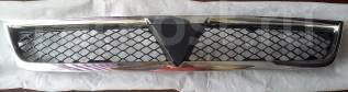 Решетка радиатора. Mitsubishi Lancer X Mitsubishi Lancer