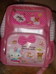 Детские рюкзаки и сумки.