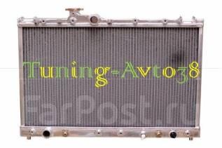 Радиатор охлаждения двигателя. Toyota Altezza, GXE10W, GXE10 Двигатель 3SGE