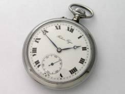 Карманные часы Павелъ Буре. Россия-Швейцария, 1918 год. Оригинал