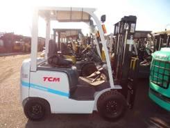 TCM FHD15T3Z. Надежный новый японский вилочный погрузчик TCM 1.5т Распродажа., 1 500 кг. Под заказ
