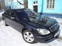 Mercedes-Benz. автомат, задний, 5.8, бензин