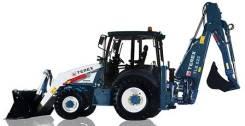 Terex TLB. Продается Экскаватор-погрузчик 825, 4 400 куб. см., 0,25куб. м.