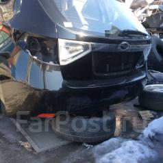 Бампер. Subaru Impreza, GH3 Двигатель EL15