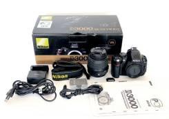 Nikon D3000 Kit. 10 - 14.9 Мп