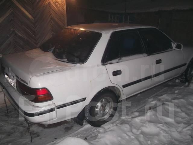 Тойота корона автозапчасти