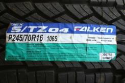 Falken Ziex S/TZ04. Летние, 2010 год, без износа, 4 шт
