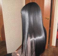 Кератиновое восстановление/выпрямление волос-2500 руб. Опыт.
