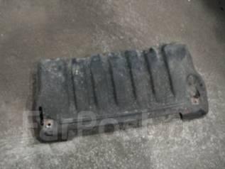 Защита двигателя железная. Mitsubishi Pajero, V45W Двигатель 6G74