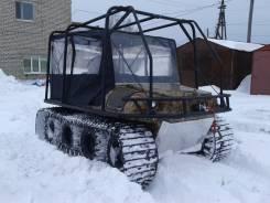 Плавающий снегоболотоход Bonai. Хабаровск. 800куб. см.