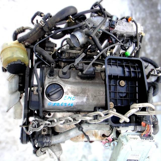 Контрактный б/у двигатель HC-EJ на Daihatsu