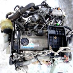 Двигатель в сборе. Opel Vectra Opel Astra Daihatsu Terios, J100G Двигатель HCEJ