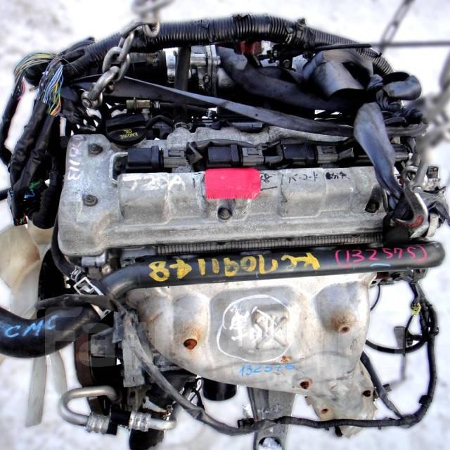 Контрактный б/у двигатель J20A Old на Mazda