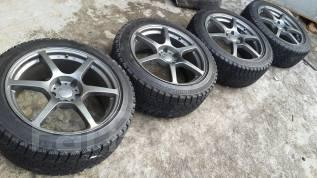 Bridgestone. 7.5/8.5x18, 5x114.30, ET44/44