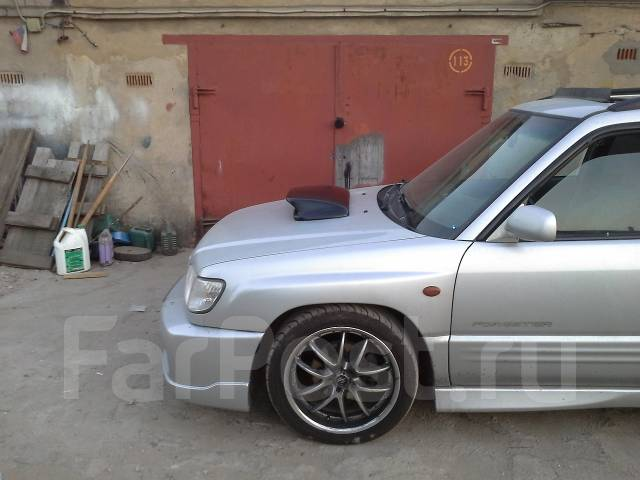 Воздухозаборник. Subaru Forester, SF9, SF6, SF5