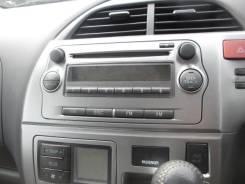Магнитола. Toyota Ractis, NCP100, SCP100, NCP105 Двигатели: 1NZFE, 2SZFE
