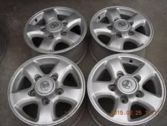 Toyota. 8.0x16, 5x150.00, ET60, ЦО 75,0мм.