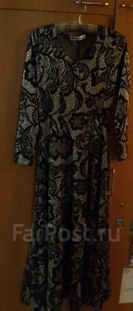 0a9c43d5da0ac80 Шикарное теплое платье в пол с трендовым