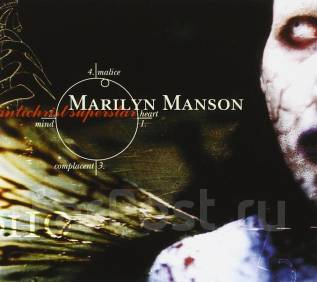 Marilyn Manson: Antichrist Superstar (CD/фирм. )