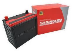 Yokohama Batteries. 90А.ч., Обратная (левое)