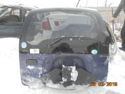 Дверь багажника. Daihatsu Terios