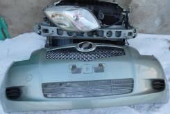 Ноускат. Toyota Vitz