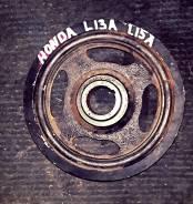 Шкив коленвала. Honda Fit, GD1GE6 Двигатели: L13A, L15A