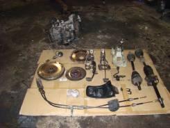 Механическая коробка переключения передач. Toyota Celica, ST202 Toyota Carina ED, ST202 Toyota Corona Exiv, ST202 Toyota Curren