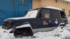 Кузов в сборе. Toyota Land Cruiser Prado, KZJ78 Двигатель 1KZTE